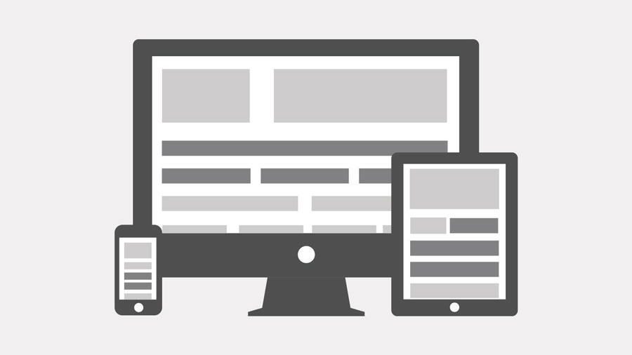 responsive design är viktigt för att alla som surfar på nätet oavsett skärmstorlek ska kunna ta del av innehållet på hemsidan.