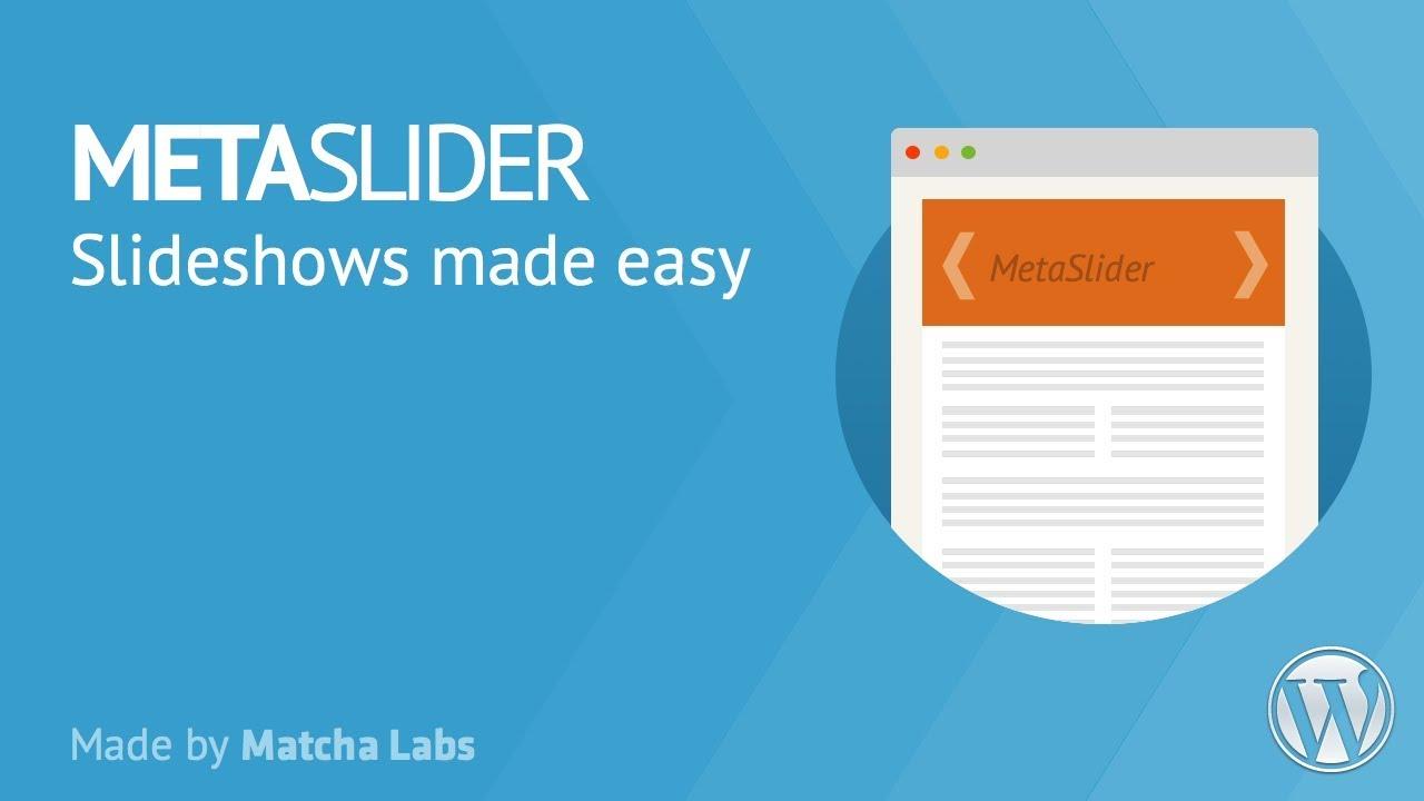 Triday använder Meta slider för att underlätta uppdatering av bildspel